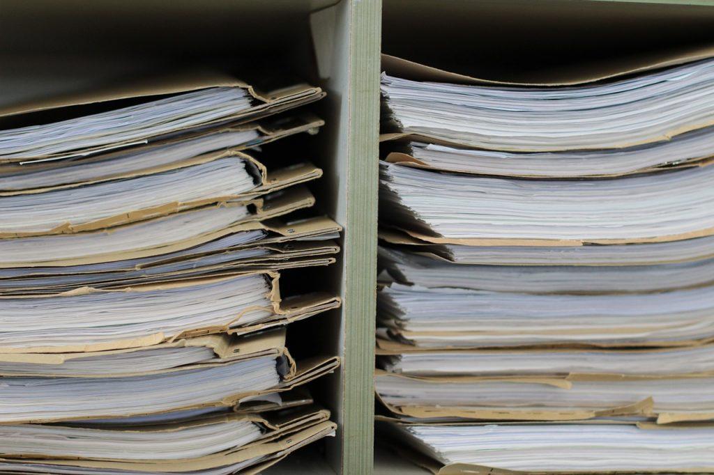 חוק שמירת מסמכים